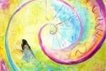 Арх. Михаил через Силию Фенн.  Солнечное Расширение, Божественная энергия Матери и многомерные события