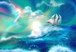 Послания Крайона.Путешествие по волнам мира